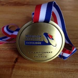 médaille bronze